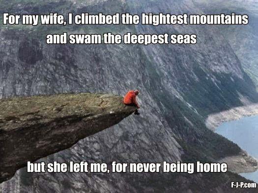 Love My Wife Meme Funny : Funny mountain man wife love mountain man meme and funny jokes