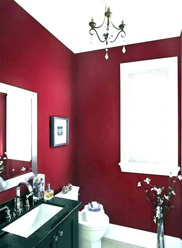 Attirant Awesome Red And Black Bathroom Design Ideas, Based On What Mood You Need To  Create