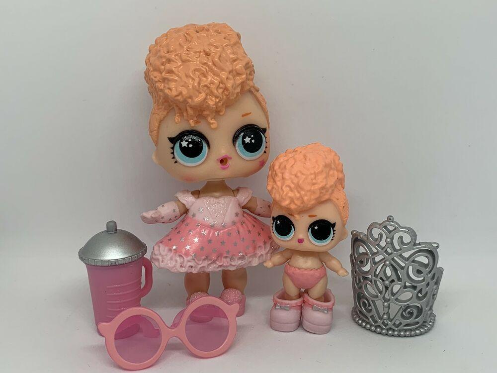LOL Surprise Series 4 Eye Spy LIL GOODIE Lil Sister Baby Doll Figure Toy