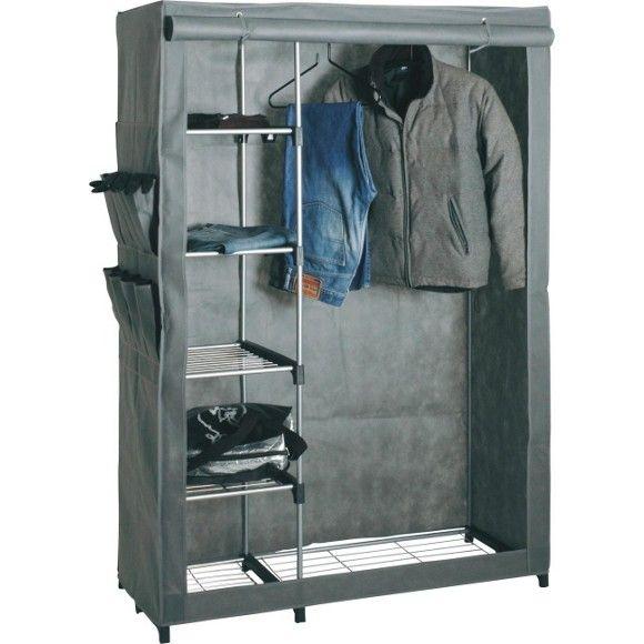 Ein flexibler Kleiderschrank für junges Wohnen - was will man mehr ...