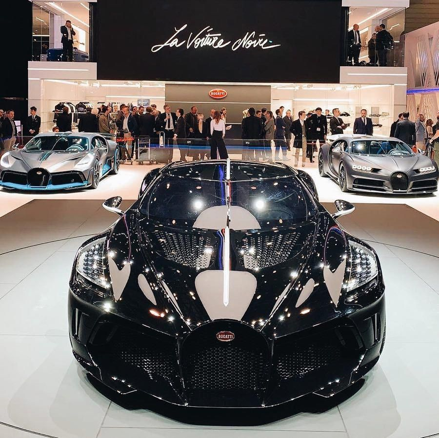 "CarLifestyle On Instagram: ""Bugatti's Line Up At Geneva"