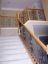 Best Image Result For Oak Railings With Brushed Nickel 400 x 300
