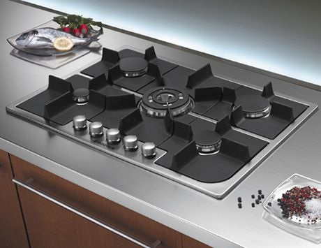 Hoover Hob Hgh 75 Sqdx 5 Burner Jpg Kitchen Worktop Hobs Home Goods Decor