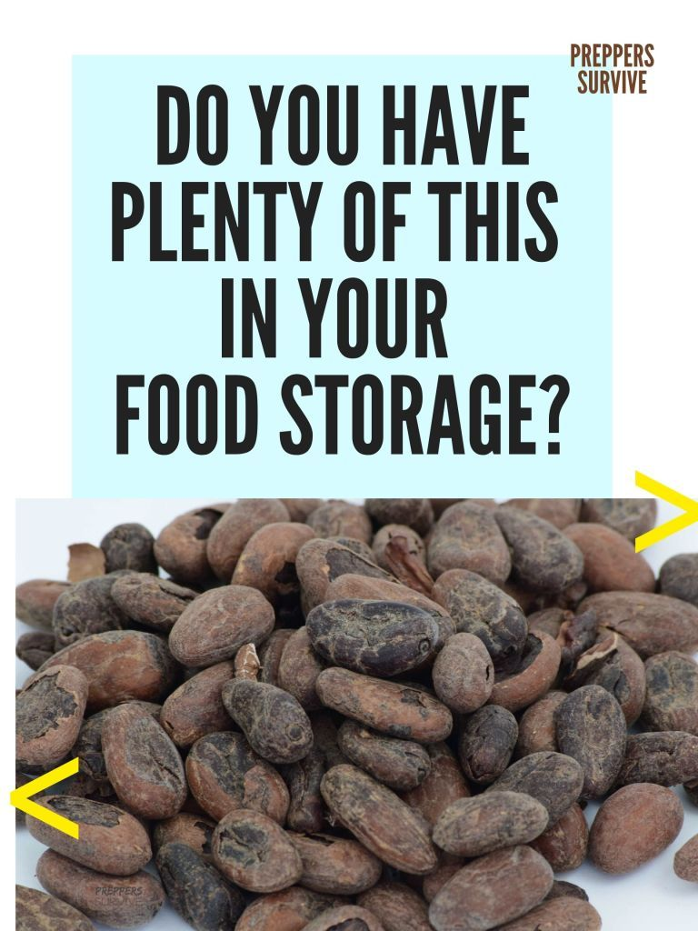 Stashing Candy in your Food Storage in 2020 Prepper food
