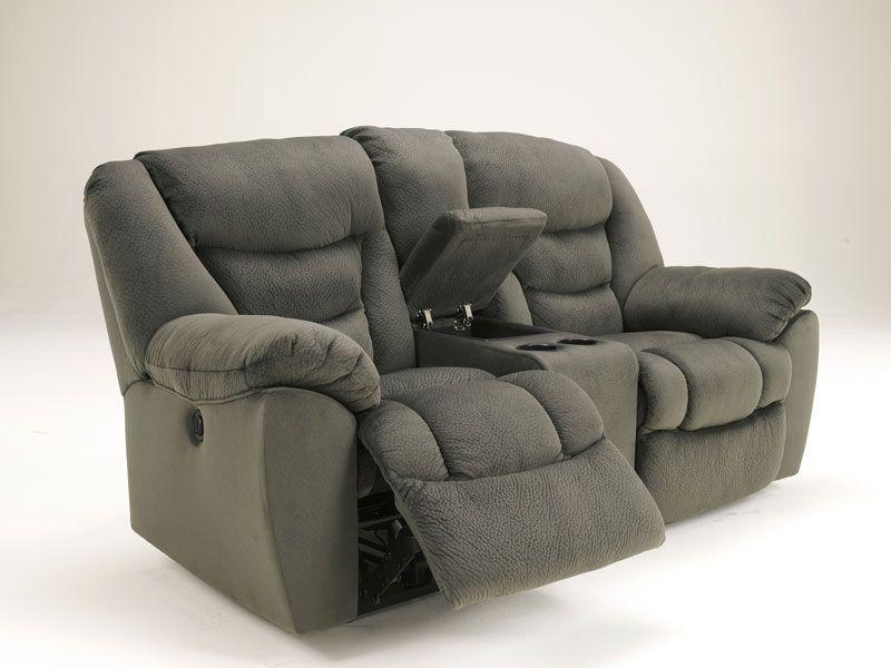 Dual Rocker Recliner Loveseat Celano Modern Pewter Microfiber Recliner Sofa Couch Set Living Room Couch Loveseat Sofa Loveseat Set Reclining Sofa