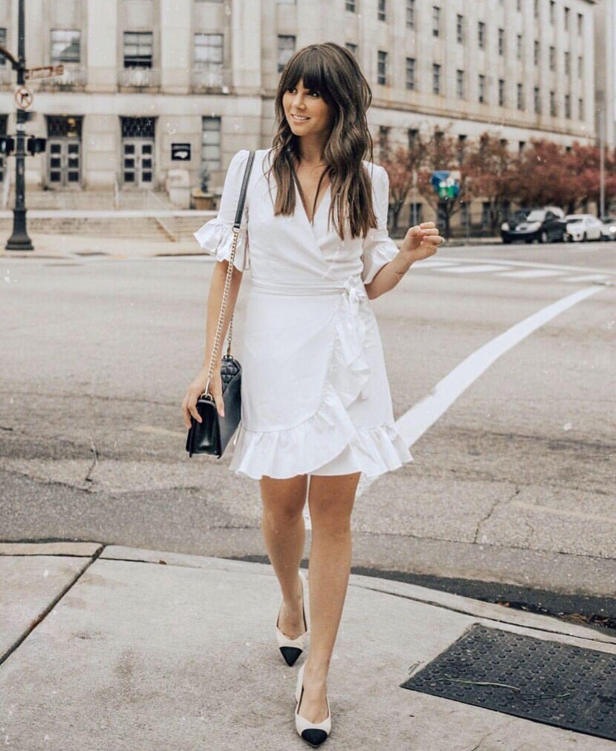 Pin by Liannie Pants on StitchFix Fashion, White dress