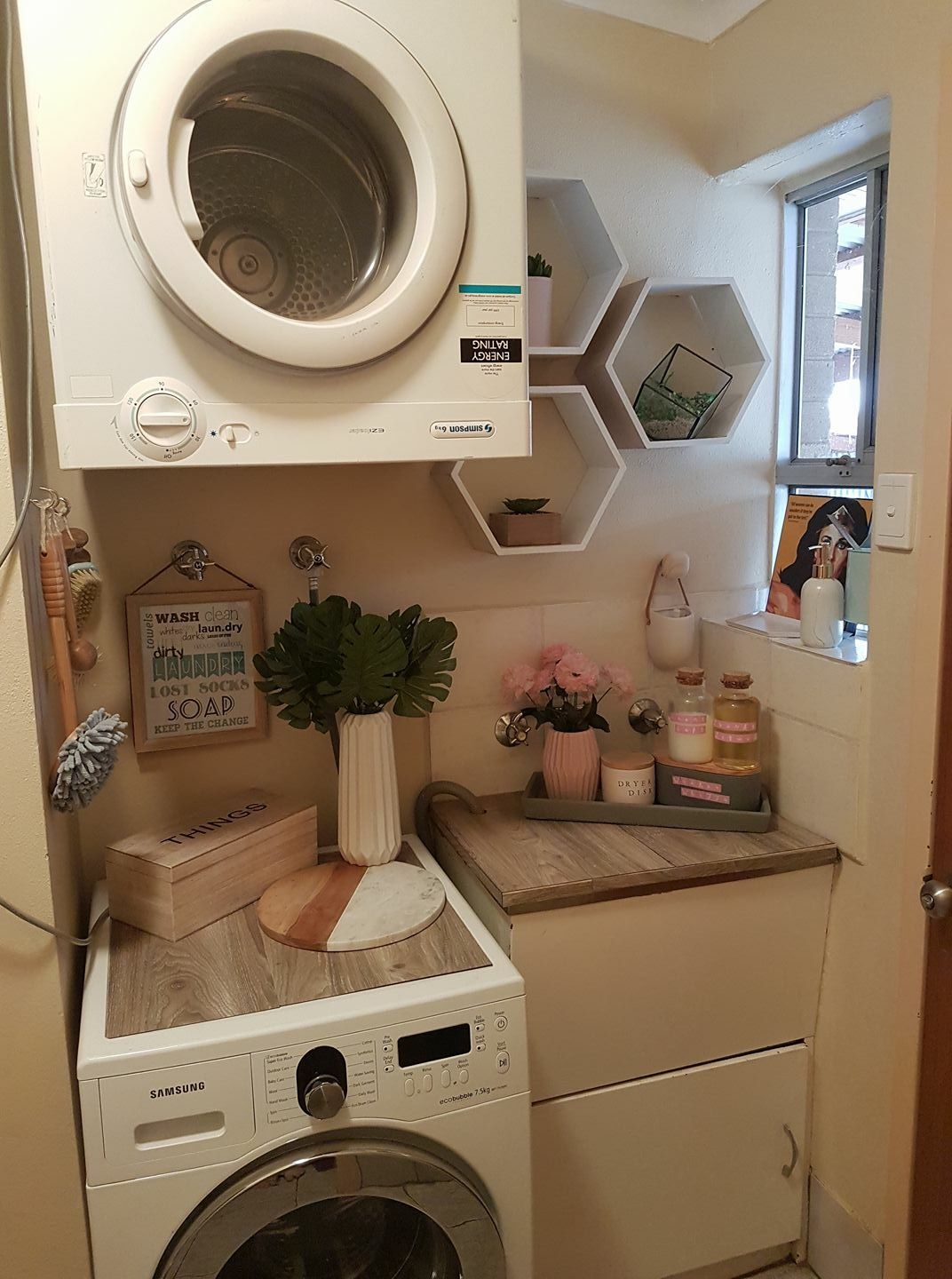 Kmart Bathroom Storage Hacks