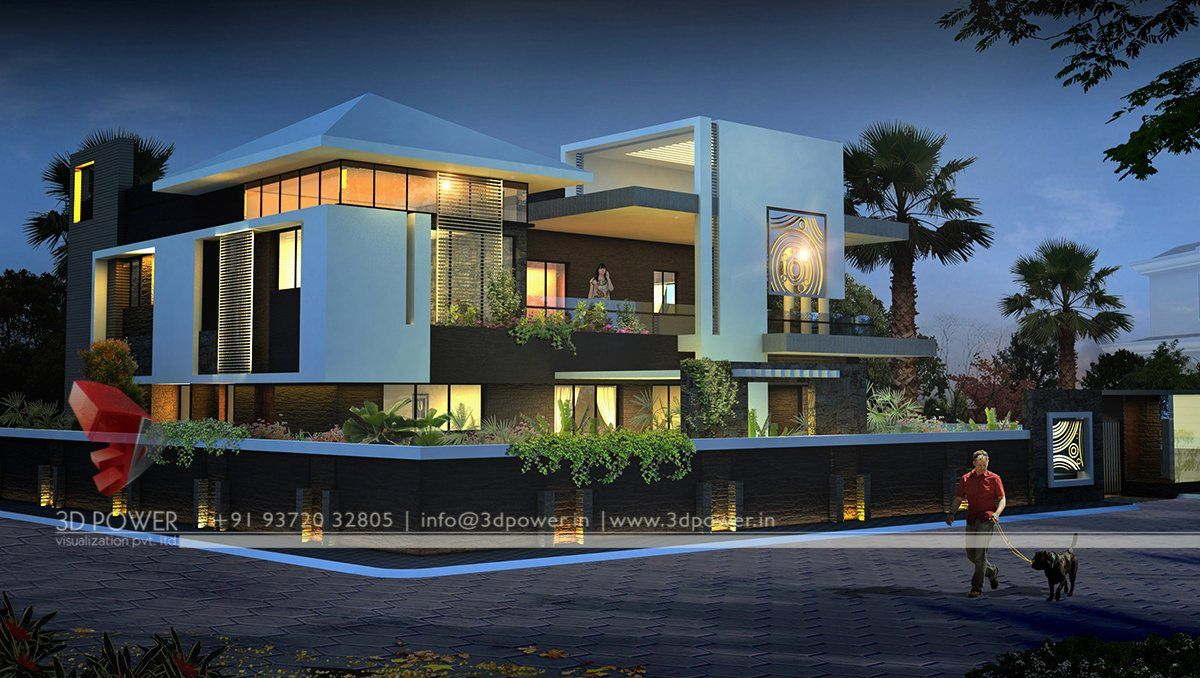 We are expert in designing 3d ultra modern home designs | Kofi\'s ...
