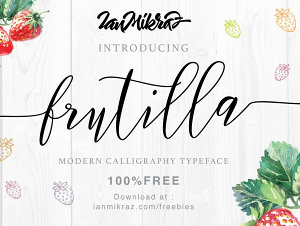 20 Free Fonts With Special Characters (02/2018 Edition