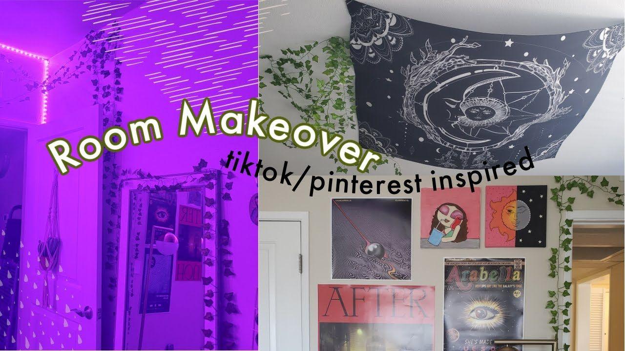 Aesthetic Room Makeover Tiktok Pinterest Inspired Aesthetic Rooms Makeover Inspiration