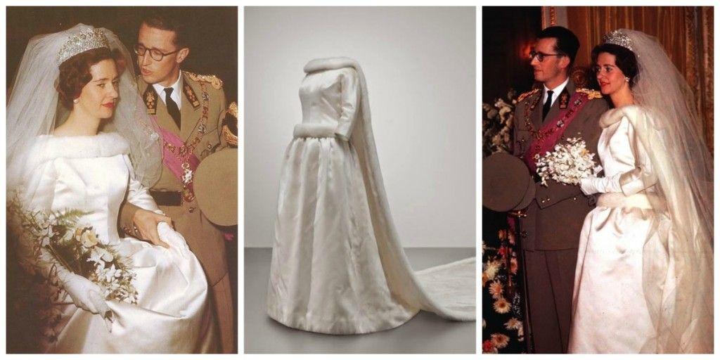 el vestido de fabiola de mora y aragón: el vestido en mayúsculas