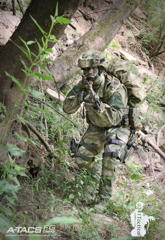 A-TACS | Advanced Tactical Camo