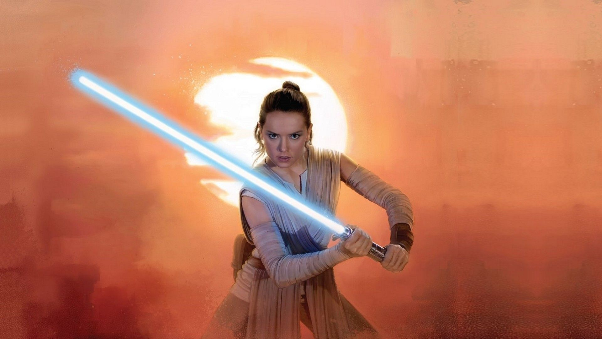 Latest Daisy Ridley Wallpapers New Hd Wallpapers Download Rey Star Wars Star Wars Wallpaper Star Wars Film