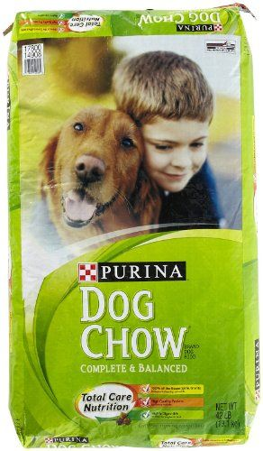 Purina 178141 Chow Complete Balance For Dogs 42pound Be Sure To Check Out This Awesome Product Purina Dog Chow Dry Dog Food Dog Food Recipes