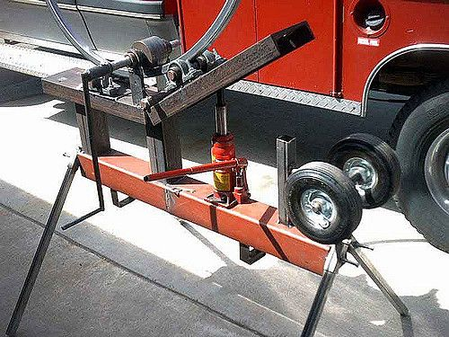 Portable Bender By B Jacobs Metal Working Tools Metal Working Welding Projects