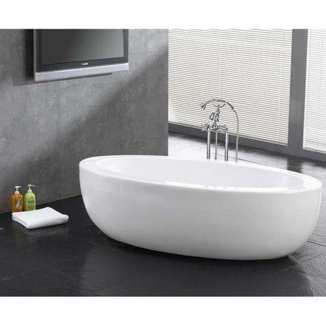 Buy Stockholm #designer #bathtubs #online With Home Design Plus For Your  Designer Bathroom