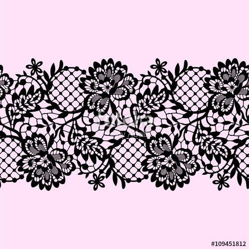 Lace Ribbon Lace Ribbon In 2020 Lace Drawing Lace Tattoo Lace Garter Tattoos