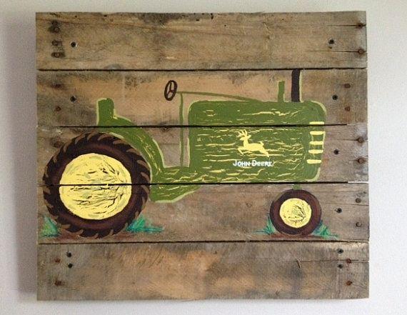 John Deere Cafe Table : Unique tractor decor ideas on pinterest john deere