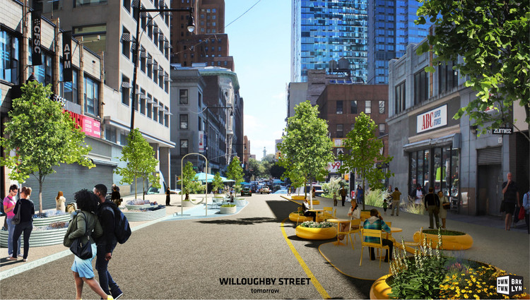 Gallery of BIG and WXY Propose Plans for Greener and Safer