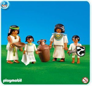 Playmobil egyptian family - Google Search