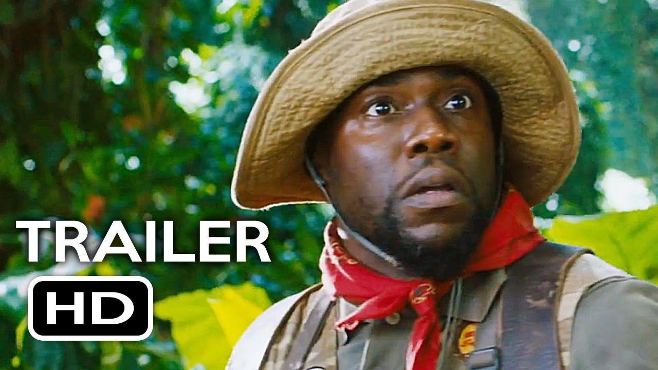 Jumanji 2: Welcome to the Jungle International Trailer #1 ...