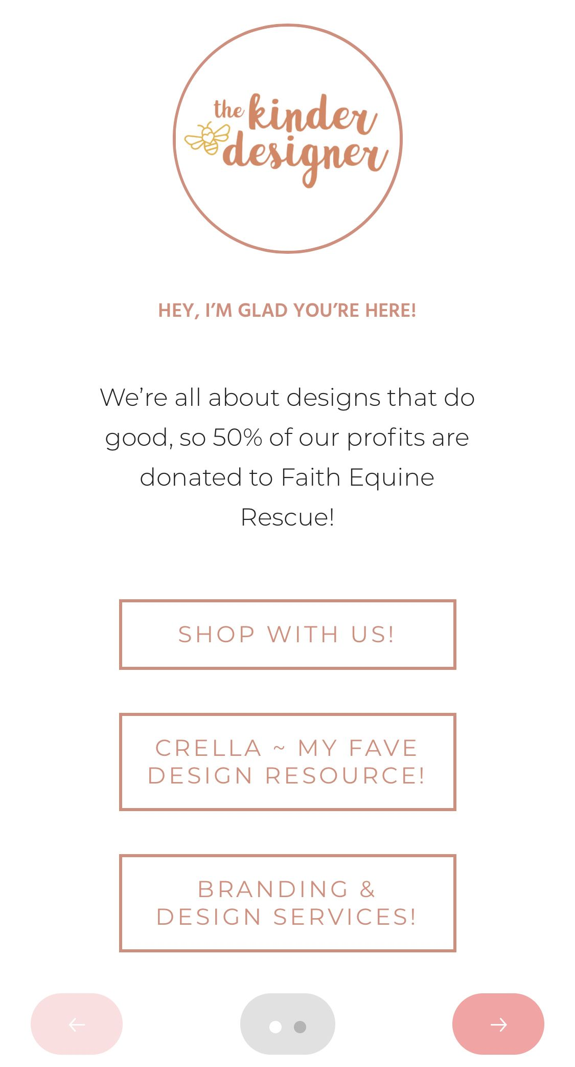 Create The Cutest Instagram Website With The Milkshake App