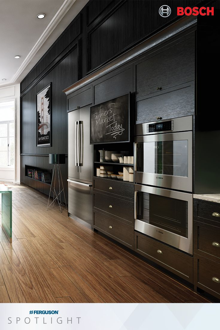 Boschhomeus Wall Ovens Are Designed For Flush Installation Which Provides A Sleek Sophisticated Earance Each Bosch Oven Is With Matching