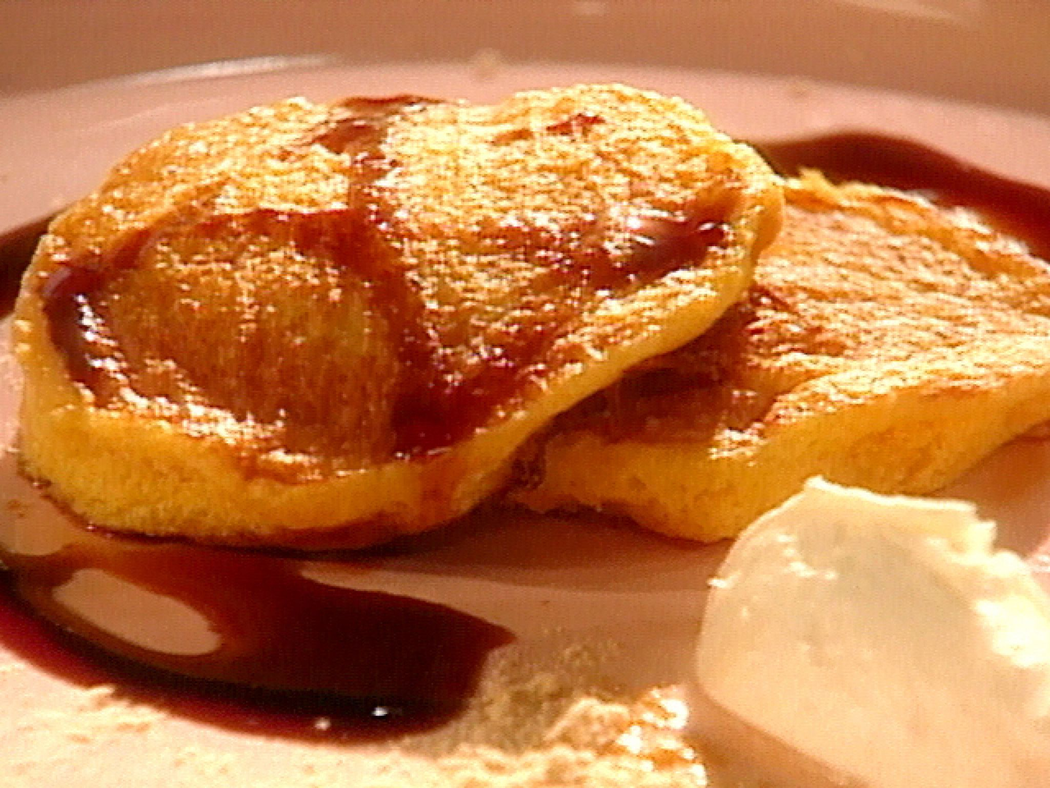 Squash pancakes with fig syrup recipe figs pancakes and syrup food squash pancakes with fig syrup recipe from sweet dreams via food network forumfinder Images