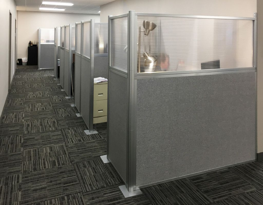 DIY Cubicles Save Small Business Office Space in 2020 ...