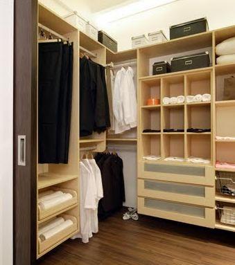 costruire una cabina armadio Cabina armadio, Armadio