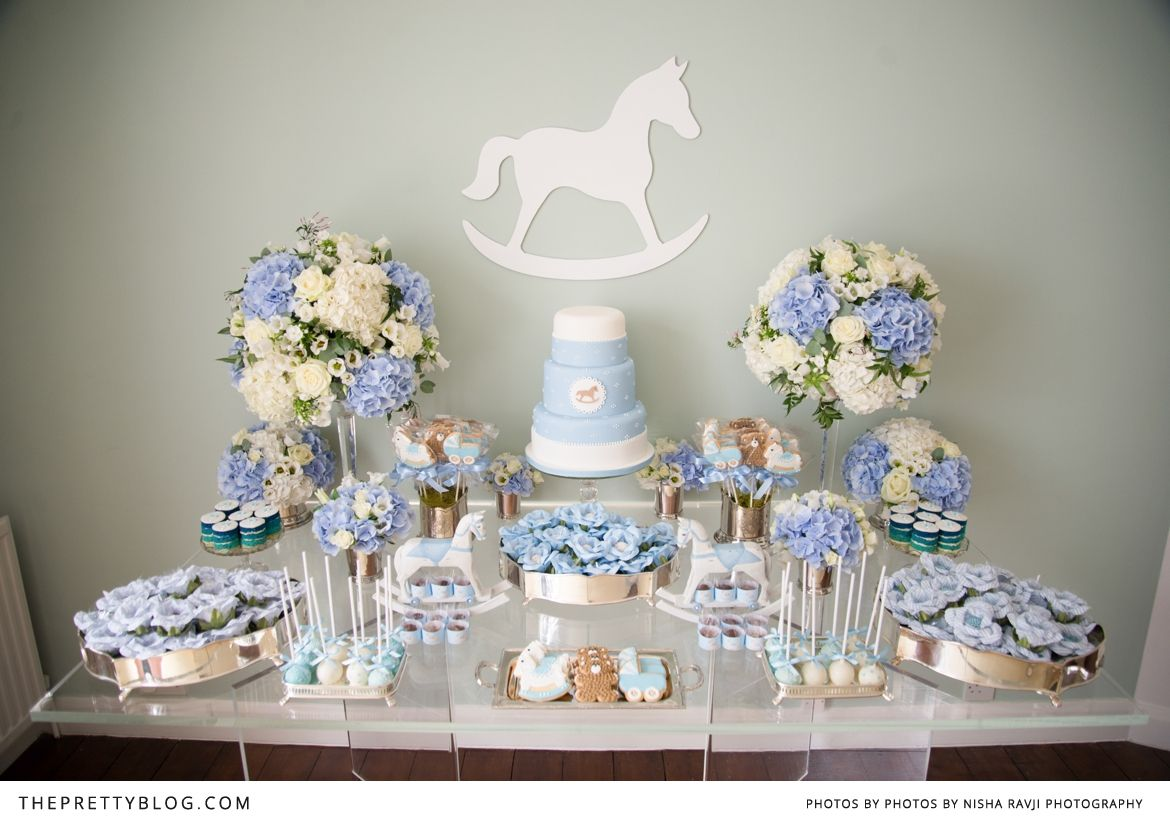 Rocking Horse Baby Shower Vane Shower Horse Baby