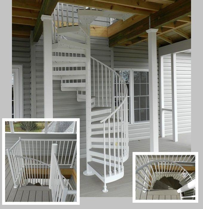 Best The Iron Shop Spiral Stair Spiral Stairs Spiral 400 x 300