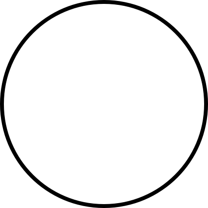 File Circle Black Simple Fullpage Svg Circle Circle Template Clip Art