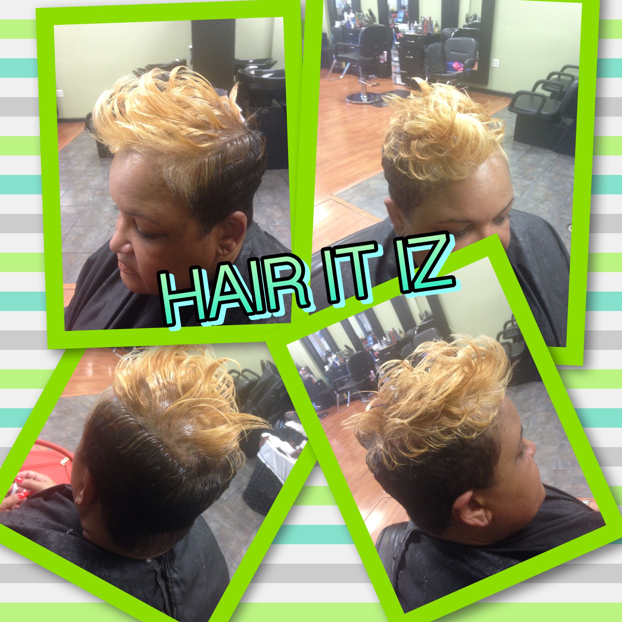Hair It Iz Specials Wrap Curl Tuesday Wednesday 35 Sew N Weave