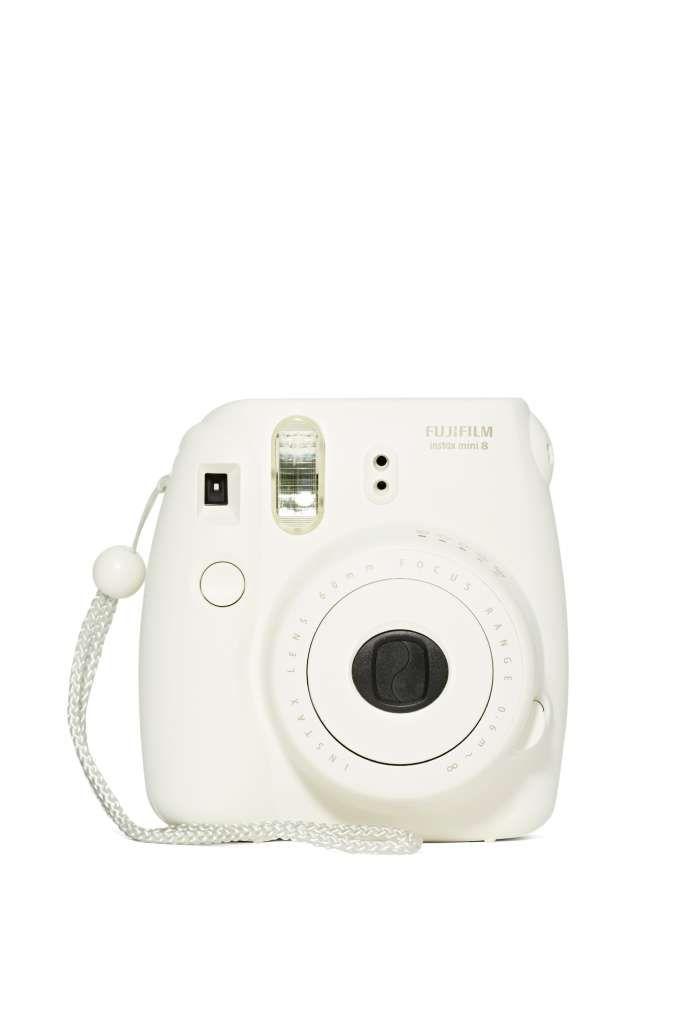 570f6c74c6a10c Fujifilm Instax Mini 8 Instant Camera - White   Thanks, It s New ...