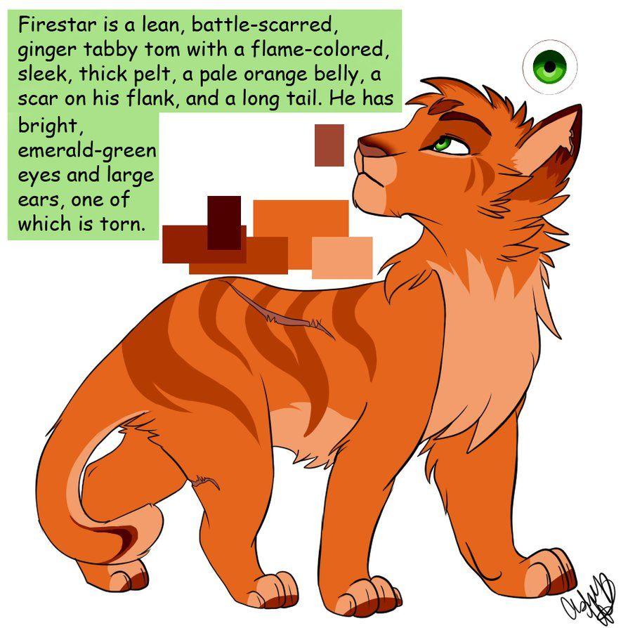 Firestar By Purespiritflower Deviantart Com On Deviantart Warrior Cats Books Warrior Cats
