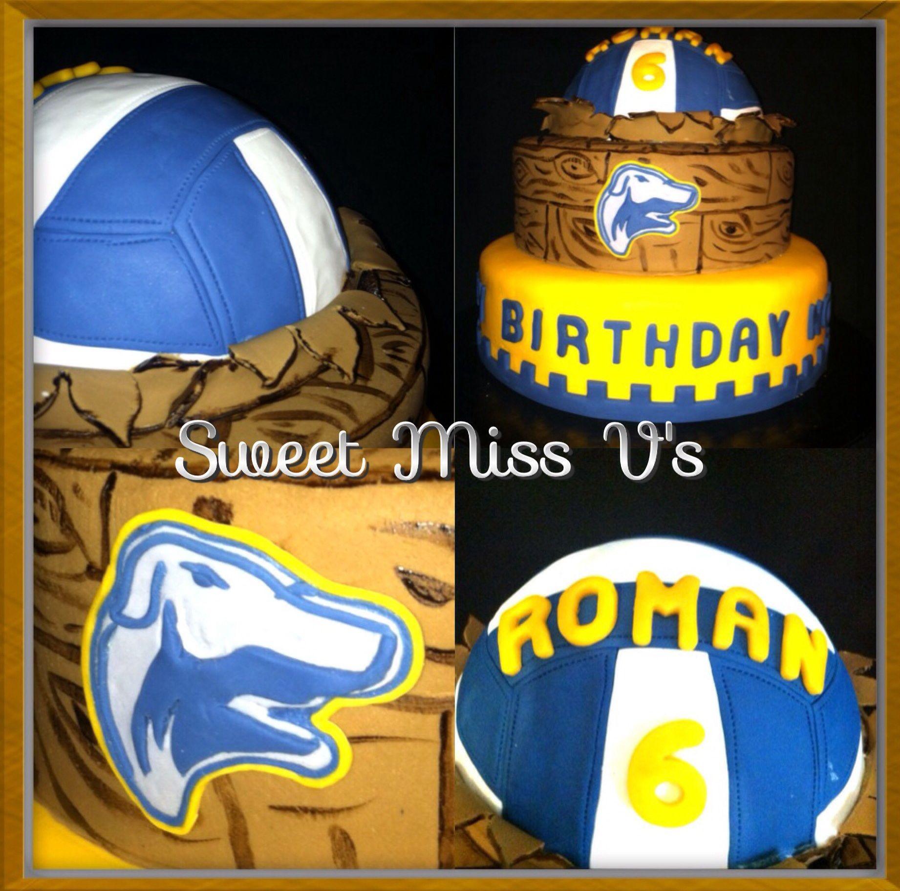 Lyman High A School Vollyball 18th Birthday Cake 18th Birthday Cake 18th Birthday Birthday