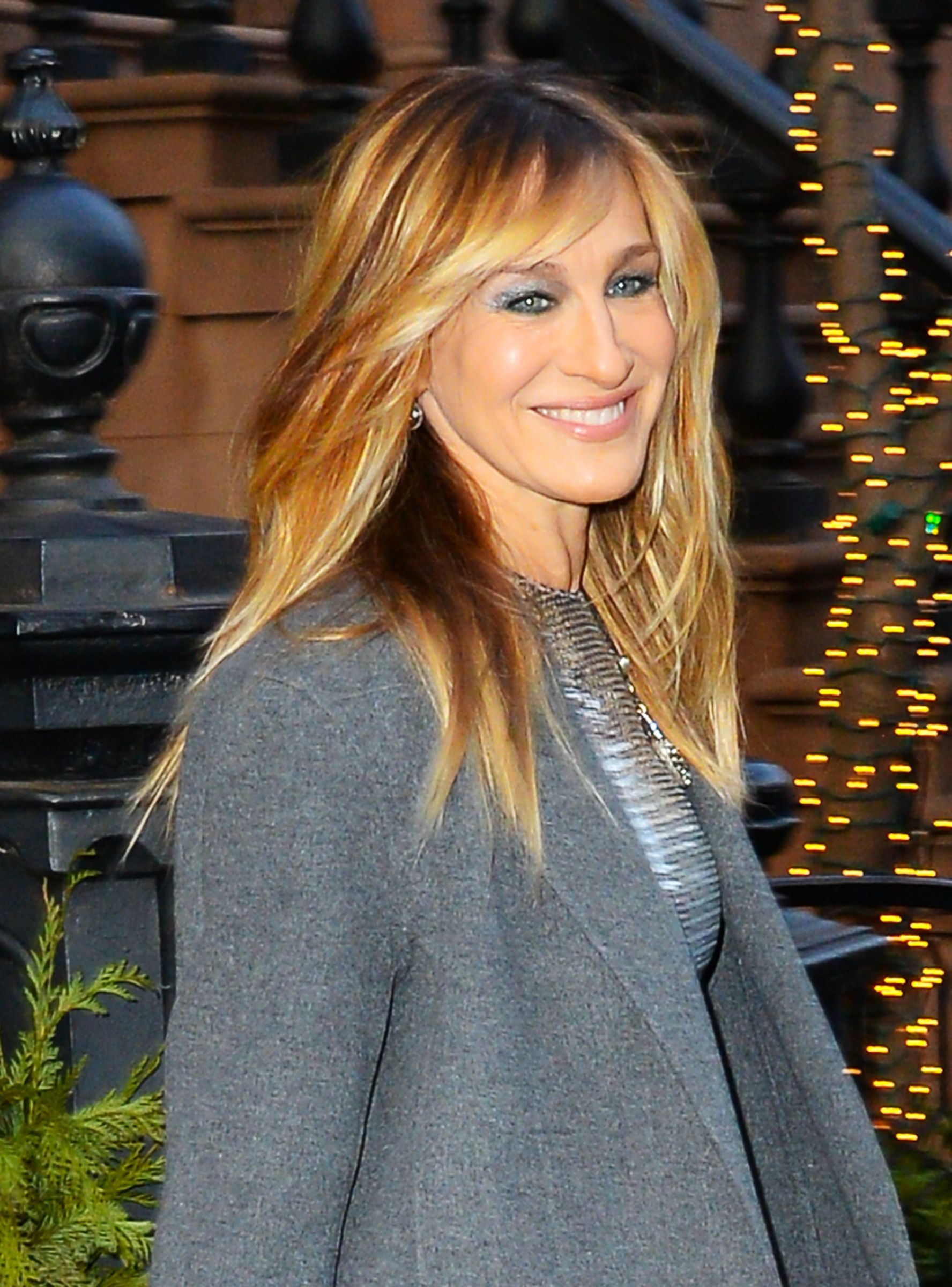 Sarah Jessica Parker s New Haircut Looks Familiar—But It s Not What