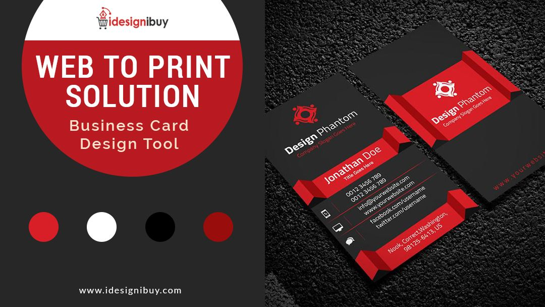 With Business Card Designer Tool Allow Your User To Address Business