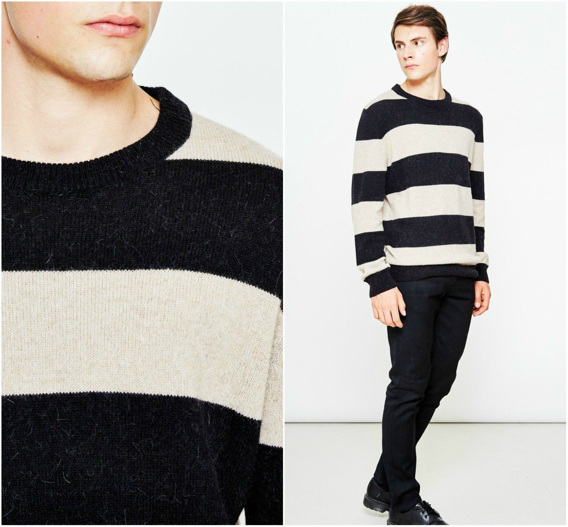 YMC Jumper  | Shop now at The Idle Man | #StyleMadeEasy