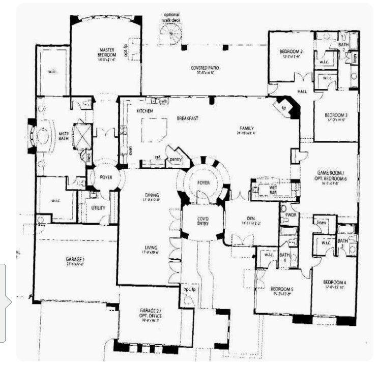 Sip The Premier Single Story House Floor Plans New House Plans Basement House Plans