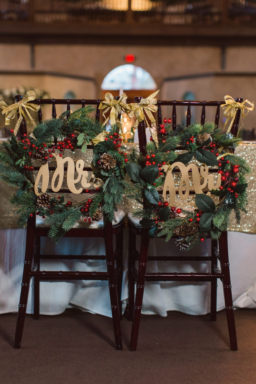 Photo of A Christmas Wedding Day, Just Add Snow