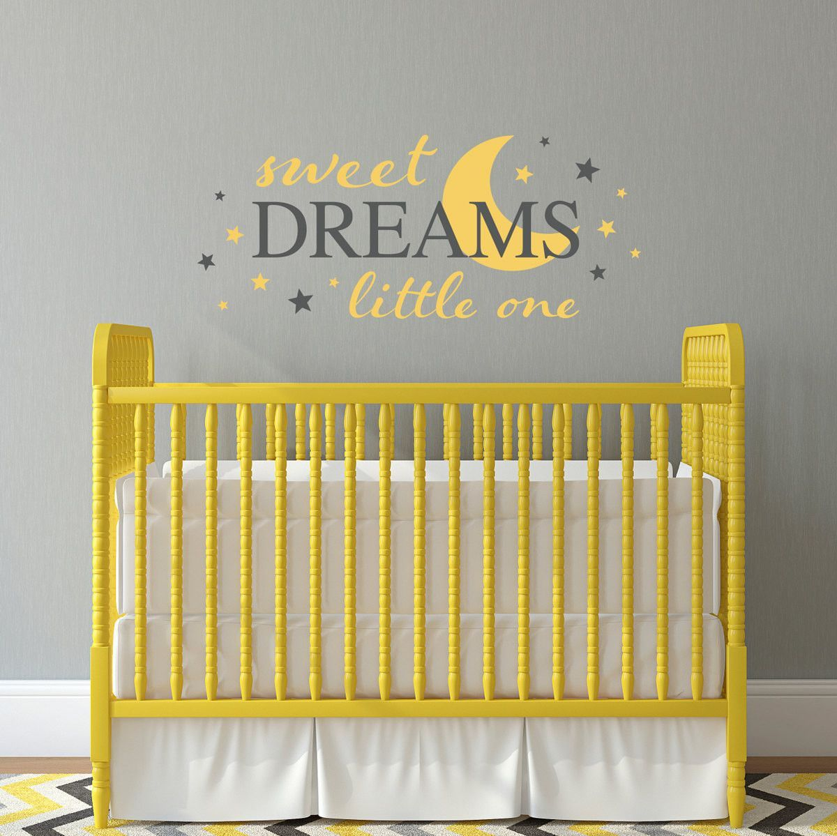 Sweet Dreams Wall Decal - Large | Babies room themes | Pinterest ...