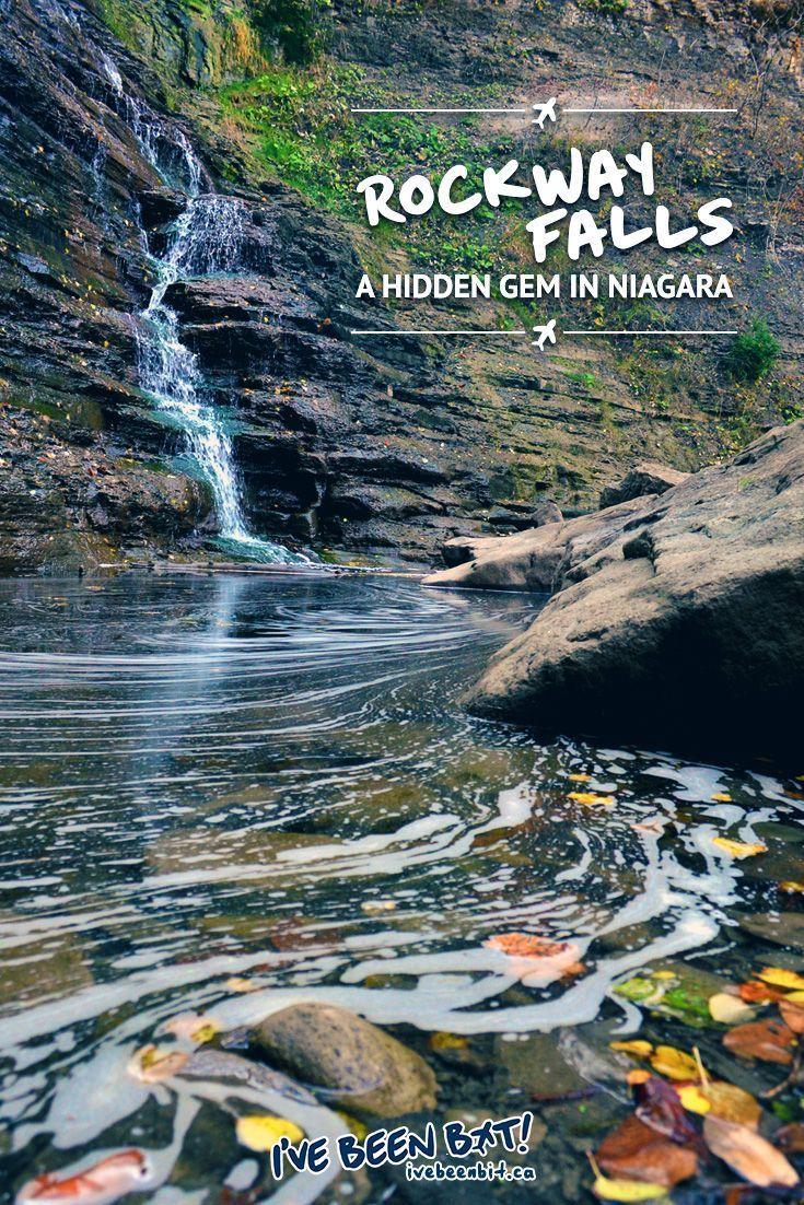 | A Quick Hike to Rockway Falls, A Hidden Gem In Niagara | Canada,...