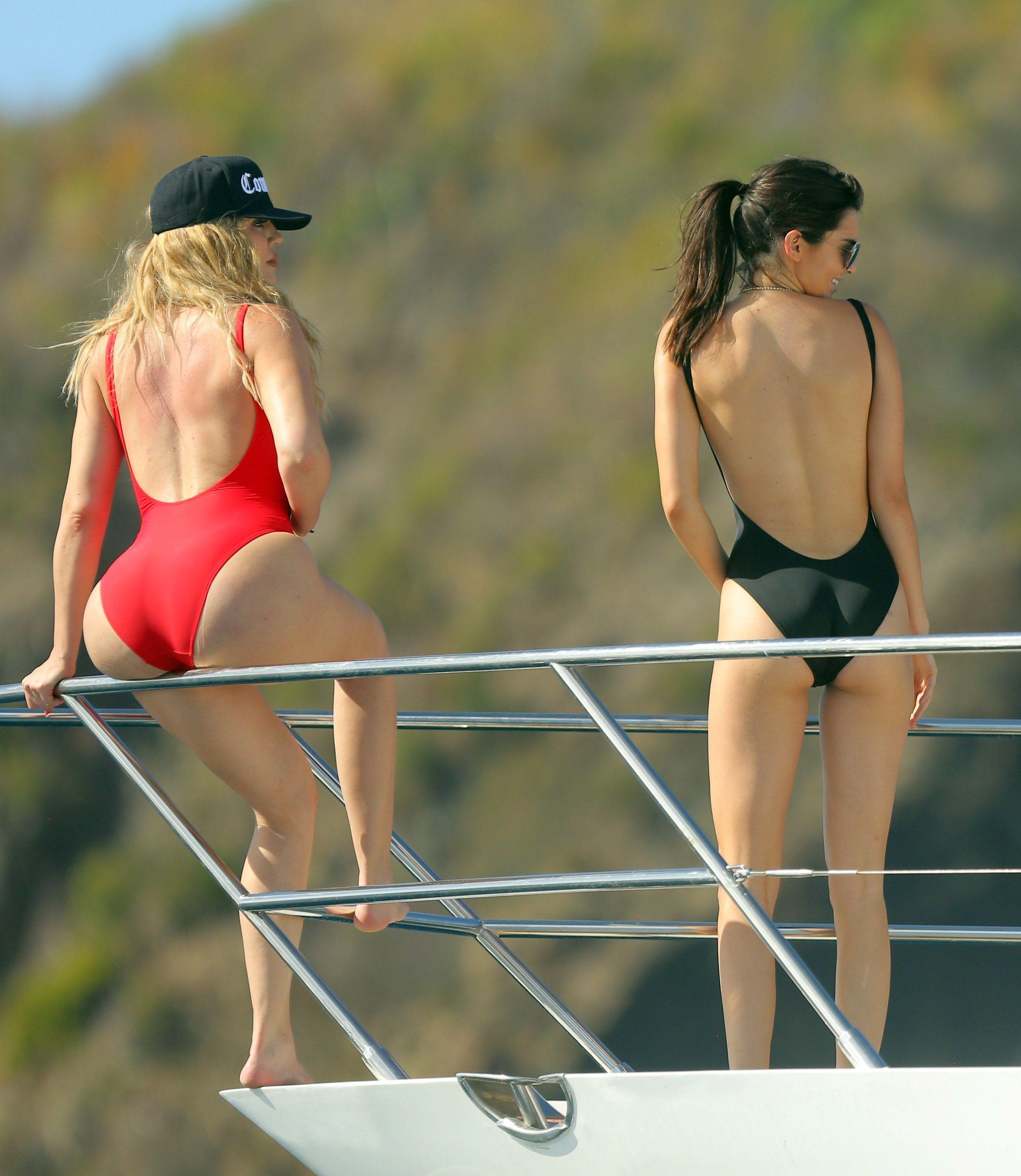 image Kendall jenner khloe amp kourtney kardashian must see Part 10