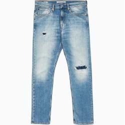 Pierre Cardin Herren Jeans Lyon Schlauch Tapered Future Flex Super Stretch Premium 3451Schwarz W33 / L30 P