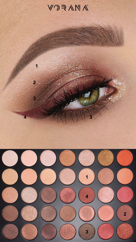 Dónde comprar Morphe en México | Pinterest | Maquillaje, Ojos y ...