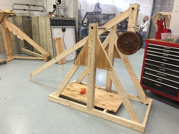 How to Make a Pumpkin Chunkin\u0027 Catapult DIY Ideas Pinterest - Equipment Bill Of Sale