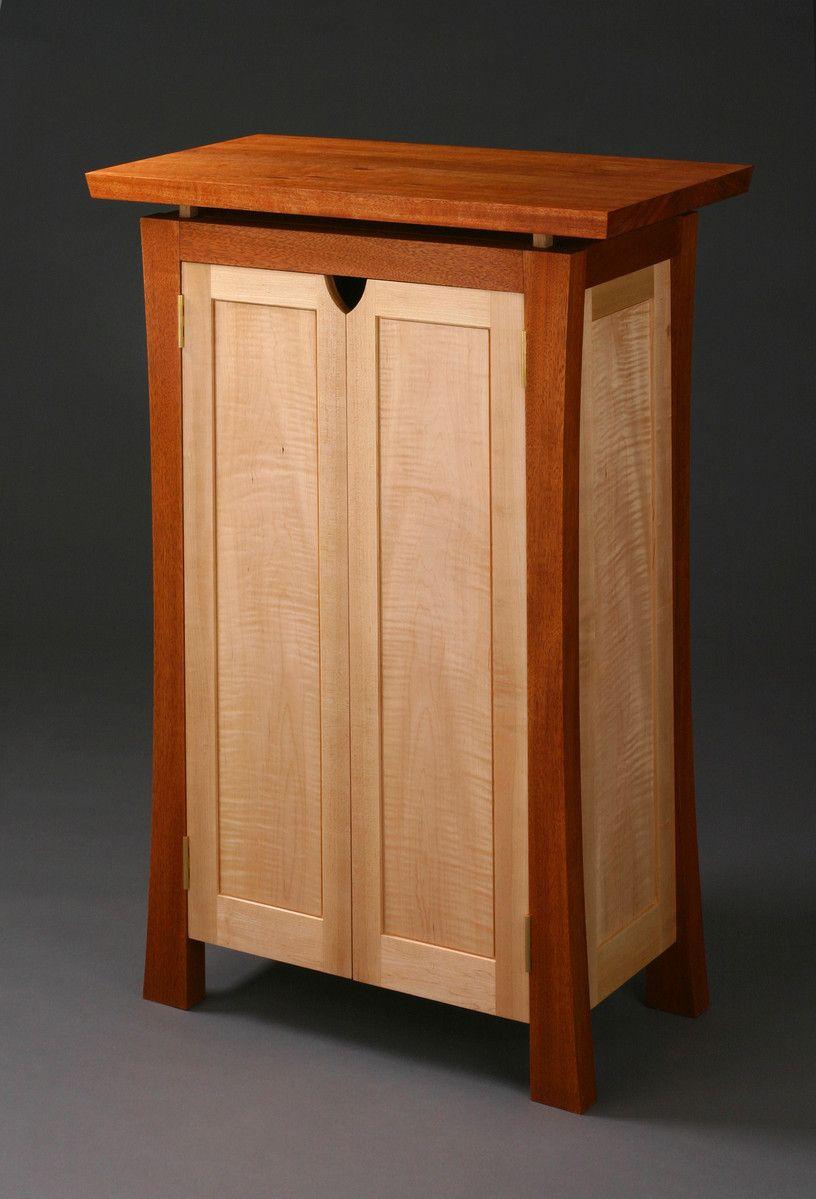 Merritt Malin Case Piece Reader S Gallery Fine Woodworking