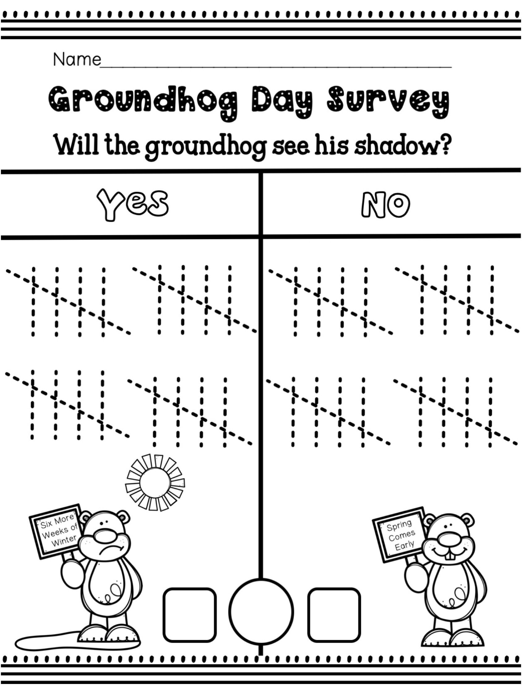 Will The Groundhog See His Shadow A Groundhog S Day Data